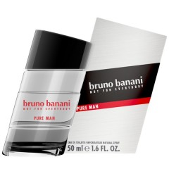 bruno banani Pure Man EdT Natural Spray 50 ml