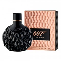James Bond 007 For Women EdP Natural Spray 75 ml