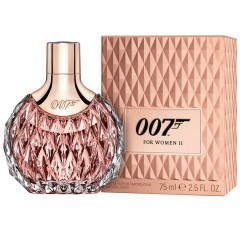 James Bond 007 For Women II EdP Natural Spray 75 ml