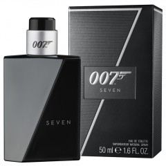 James Bond 007 Seven EdT Natural Spray 50 ml