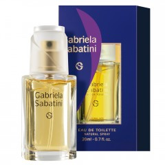 Gabriela Sabatini EdT Natural Spray 20 ml