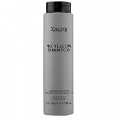 3DeLuxe No Yellow Shampoo 250 ml