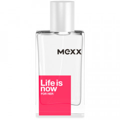 Mexx Life is Now Woman EdT Natural Spray 30 ml