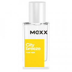 Mexx City Breeze Female EdP Natural Spray 15 ml