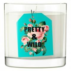 Wild Garden Pretty & Wild Wild Rose Candle 100 g