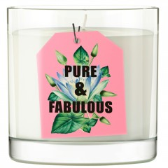 Wild Garden Pure & Fabulous Candle 100 g