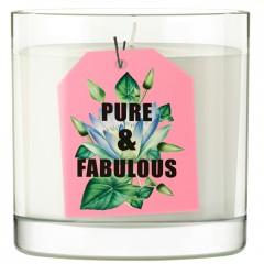 Wild Garden Pure & Fabulous Candle 100 g