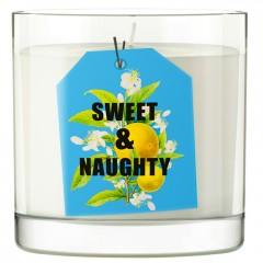 Wild Garden Sweet & Naughty Candle 100 g