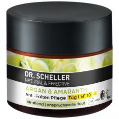 Dr. Scheller Argan & Amaranth Anti-Falten Tagespflege LSF 10 50 ml