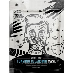 Barber Pro Foaming Cleansing Mask 1 Stk.