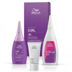 Wella Creatine Curl N/R Hair Kit