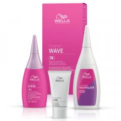 Wella Creatine Wave N/R Hair Kit