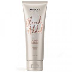 Indola Blonde Addict Shampoo 250 ml