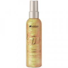 Indola Blonde Addict Gold Shimmer Spray 150 ml