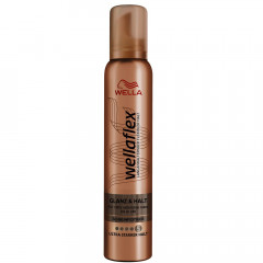 Wella Wellaflex Glanz & Halt Schaumfestiger 200 ml