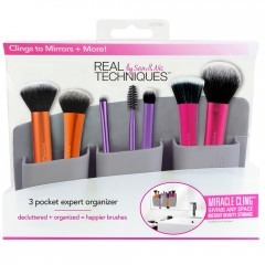 Real Techniques 3 Pocket Expert Organizer - Grau