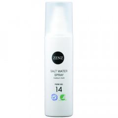 ZENZ No.14 Salt Water Spray Pure Medium Hold 200 ml