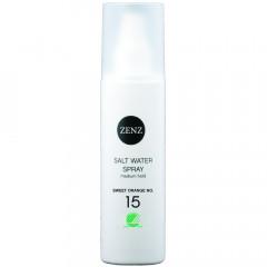 ZENZ No.15 Salt Water Spray Sweet Orange Medium Hold 200 ml