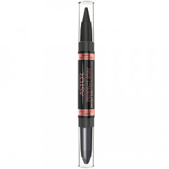 ASTOR PerfectStay Smokey Duo Eyeshadow Eyeliner Pen Smokey Black 1 g