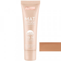 ASTOR Mattitude Foundation Caramel 30 ml