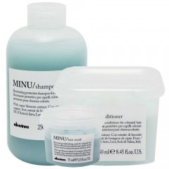 Davines Essential Haircare Minu Set