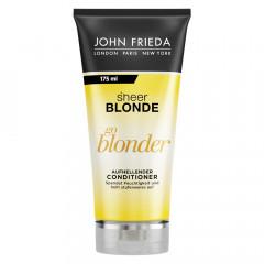 John Frieda go blonder Aufhellender Conditioner 175 ml