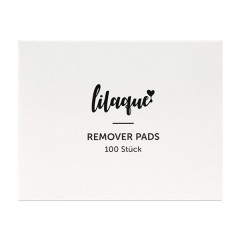 Lilaque Remover Pads 100 Stk