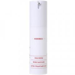 Korres Wild Rose - Tagescreme für strahlenden Teint und erste Falten - ölige Haut 30 ml
