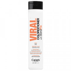 Celeb Viral Pastel Colorditioner Coral 244 ml