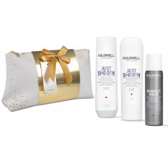 Goldwell Just Smooth Medium Bag Geschenkset