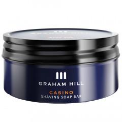 Graham Hill Casino Shaving Soap Bar 85 g