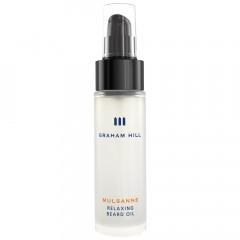 Graham Hill Mulsanne Relaxing Beard Oil 30 ml