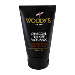 Woody's Charcoal Peel-off Black Mask
