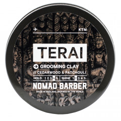 Nomad Barber Terai Grooming Clay 85 g