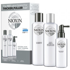 NIOXIN System 1 3-Stufen-System