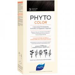 Phyto Phytocolor 3 Dunkelbraun Kit