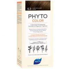 Phyto Phytocolor 5.3 Helles Goldbraun Kit