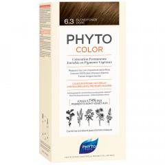 Phyto Phytocolor 6.3 Dunkles Goldbraun Kit