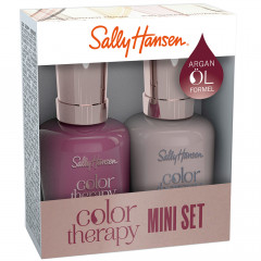 Sally Hansen Color Therapy 380 Ohm My Magenta + 492 Rose Diamond Duo Set