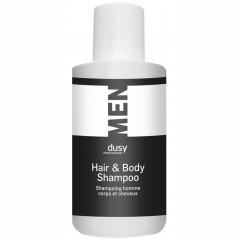 dusy professional Men Hair & Body Shampoo 80 ml