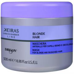 Dikson Keiras Blonde Hair Mask 500 ml