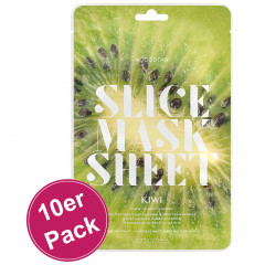Kocostar Slice Mask Sheet Kiwi 10er Pack