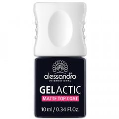 Alessandro Gelactic Gel Top Coat Matt 10 ml