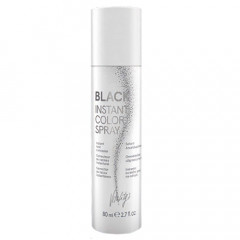 Vitality's Instand Color Spray Black 80 ml