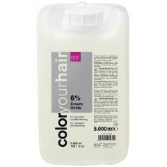 HNC Cream Oxyd 6% 5000 ml