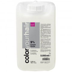 HNC Cream Oxyd  9% 5000 ml