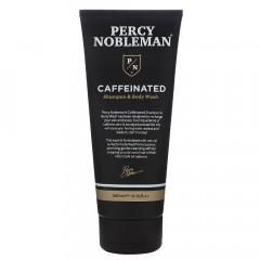 Percy Nobleman Caffeinated Shampoo & Body Wash 200 ml