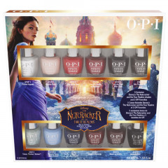OPI Nussknacker Collection Infinite Shine Mini 12er Set