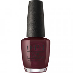OPI Nussknacker Collection Black to Reality 15 ml