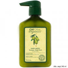 CHI Olive Organics Hair & Body Shampoo 30 ml